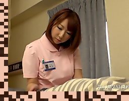 asian nurse blowjob